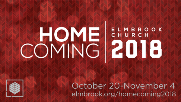 Series: Homecoming 2018