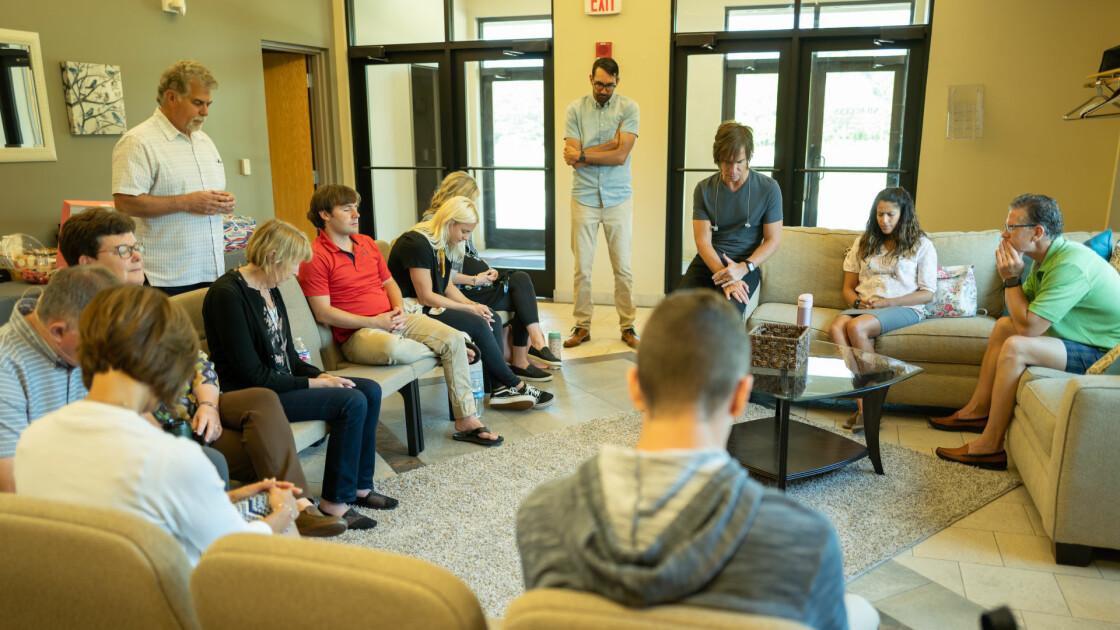 Prayer & Care Teams - Lake Country
